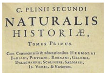 Cover image of Elder the Pliny's Book, Natural History